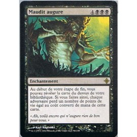 Maudit Augure ( Baneful Omen ) - Magic Mtg