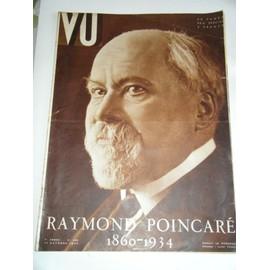 Poincarr� Grand Commis. - 1860-1934 Article De 11 Pages Dans Le Magazine Vu Poincarr� Grand Commis. - 1860-1934 Article De 11 Pages Dans Le Magazine Vu de Andr� Maurois