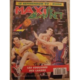 Maxi Basket N� 86 : Lakers ...