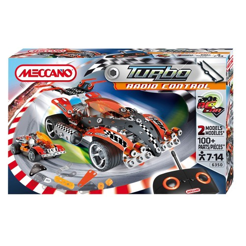 meccano voiture radiocommand e turbo racing car. Black Bedroom Furniture Sets. Home Design Ideas