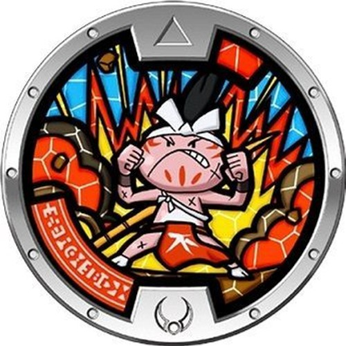 Medaillon yokai yo kai watch pagno neuf et d 39 occasion for Porte medaillon yokai