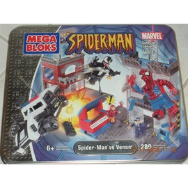 Mega Blocks Spiderman Marvel Collectors Edition Vol.1