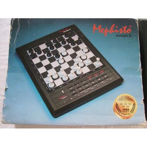 mephisto europa a jeu d 39 echec electronique achat et vente. Black Bedroom Furniture Sets. Home Design Ideas