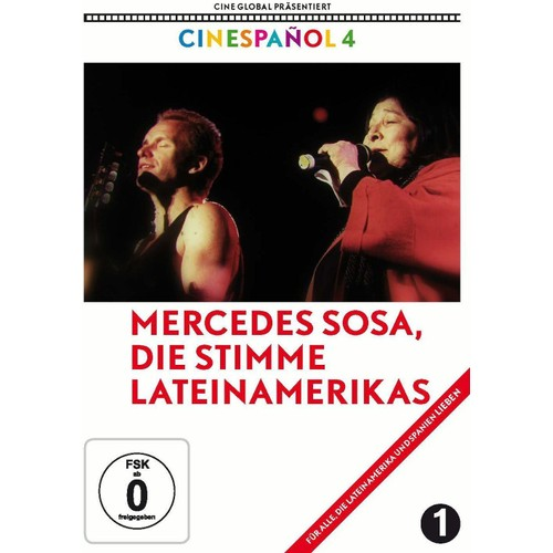 Mercedes Sosa - Die Stimme Lateinamerikas (Omu) de Sosa,Mercedes ...