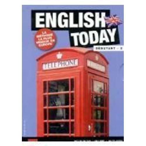 M thode english today d butant avanc n 2 dvd zone 2 - Code avantage aroma zone frais de port ...