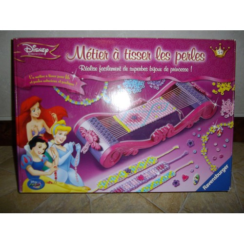 Metier A Tisser Les Perles Disney Princess Achat Et Vente Rakuten