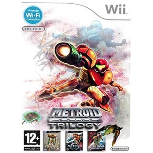 Metroid Prime: Trilogy WII ISO - NostalgiaLand