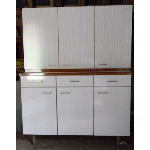 meuble de cuisine formica ann es 70 pas cher priceminister. Black Bedroom Furniture Sets. Home Design Ideas