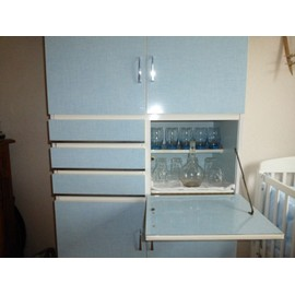 meuble formica bleu favoris alerte prix partage