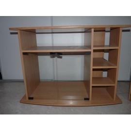 meuble pour tv avec rangement pour cha ne hifi achat et. Black Bedroom Furniture Sets. Home Design Ideas