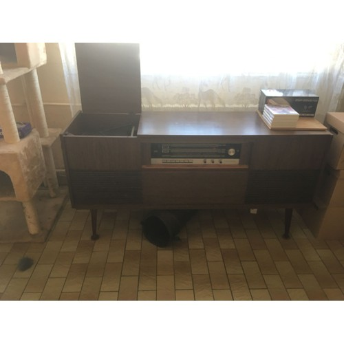 meuble radio et tourne disque marque grundig achat et vente. Black Bedroom Furniture Sets. Home Design Ideas