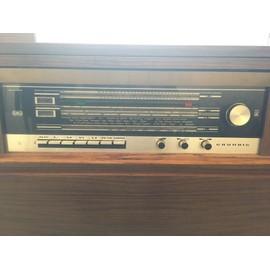 Meuble Radio Et Tourne Disque Marque Grundig Achat Et Vente