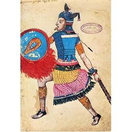 Mexique - Nezahualcoyotl, Roi De Texococo, Po�te Et Philosophe