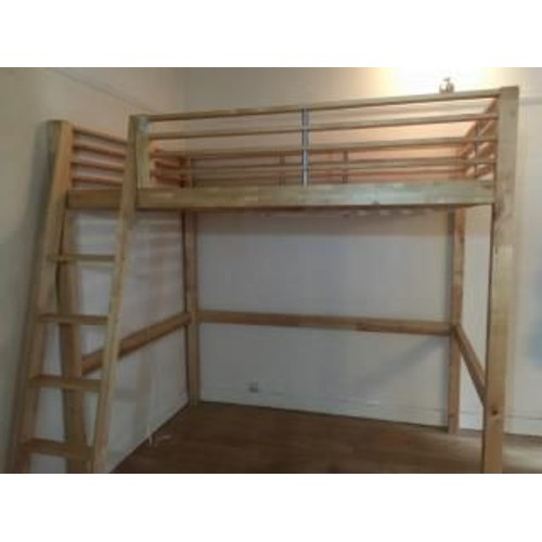lit mezzanine ikea metal good lit mezzanine une personne ikea angers ciment stupefiant with lit. Black Bedroom Furniture Sets. Home Design Ideas