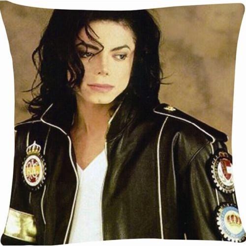 Michael Jackson   Housse De Coussin ( Neuf ) Portrait Image   Rakuten