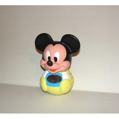 Mickey Baby Culbuto Vintage Disney 1984 pas cher - Rakuten