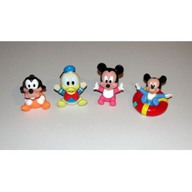 Mickey donald dingo baby figurines enfants disney neuf et - Donald et dingo ...