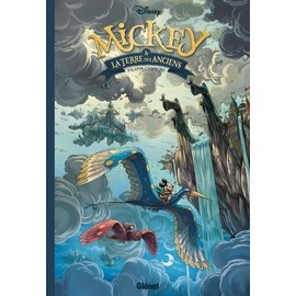 Mickey Et La Terre Des Anciens    Format Album