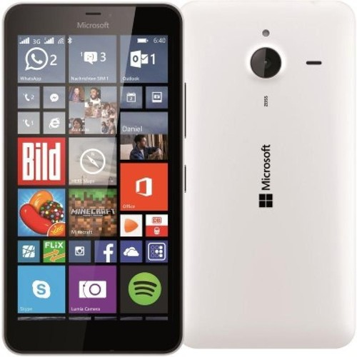 microsoft lumia 640 xl windows phone os 8 1 avec mise jour lumia denim volutif vers windows 10. Black Bedroom Furniture Sets. Home Design Ideas
