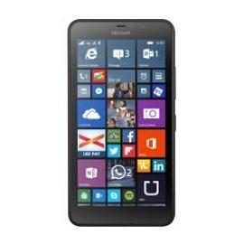 microsoft lumia 640 xl lte dual sim 8 go double sim noir pas cher. Black Bedroom Furniture Sets. Home Design Ideas