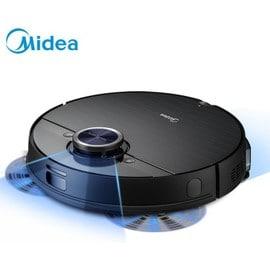 Midea M7 Robot Aspirateur Laveur 2 en 1 Noir 4000Pa Aspiration 5200mAH - XMZJ0156