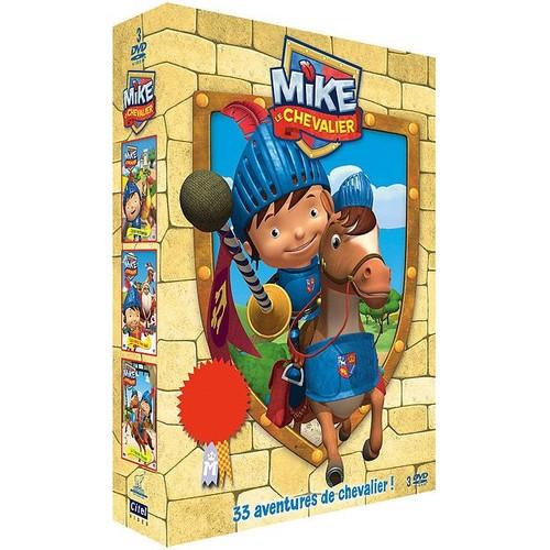 Mike le chevalier vol 1 3 pack dvd zone 2 - Chateau de mike le chevalier ...