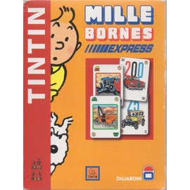 mille bornes express tintin neuf et d 39 occasion sur priceminister. Black Bedroom Furniture Sets. Home Design Ideas