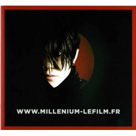 Mill�nium, Le Film - Dp N� 1 : Dossier De Presse - Niels Aden Oplew - Michael Nyqvist - Noomi Rapace - 2009