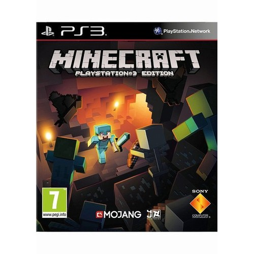 minecraft playstation 3 edition achat et vente. Black Bedroom Furniture Sets. Home Design Ideas