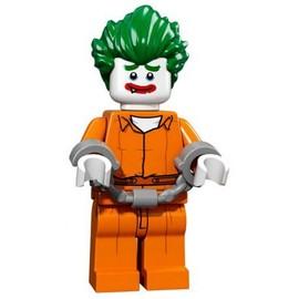 Petite annonce Mini Figurine Lego® Serie 17 - The Batman Movie : Arkham Asylum Joker - 60000 BEAUVAIS