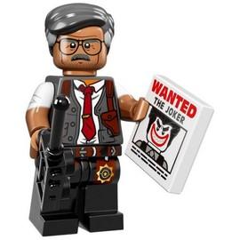 Petite annonce Mini Figurine Lego® Serie 17 - The Batman Movie : Commissaire Gordon - 60000 BEAUVAIS