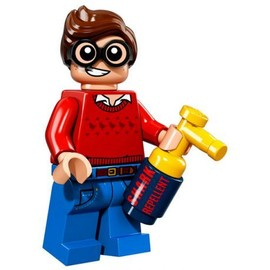 Petite annonce Mini Figurine Lego® Serie 17 - The Batman Movie : Dick Grayson - 60000 BEAUVAIS