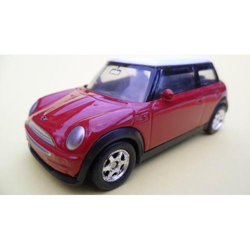Miniature Welly 1 60 Mini Rouge Cooper fyb7gY6