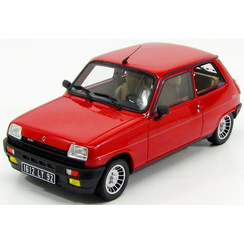 miniature renault 5 r5 alpine turbo 1 18 otto ottomobile. Black Bedroom Furniture Sets. Home Design Ideas