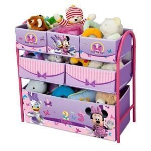 finest minnie meuble de rangement chssis mtal delta children tbmn delta children with coffre. Black Bedroom Furniture Sets. Home Design Ideas
