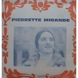 Si Tu M'aimais / Pronto - Mirande, Pierrette