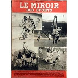Miroir des sports le n 68 du 28 10 1942 cyclisme le for Miroir des princes