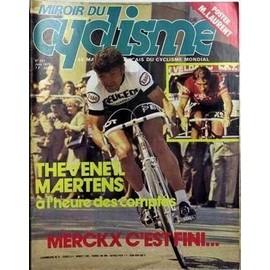 Miroir du cyclisme n 251 du 01 06 1978 thevenet for Heure miroir 06h06