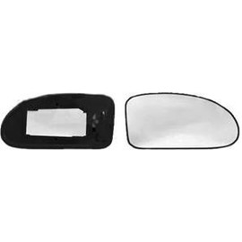 Miroir glace r troviseur droit pour ford focus i phase 2 2001 2004 clips rectangulaire neuf for Glace rectangulaire