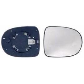 miroir glace r troviseur droit renault clio 3 phase 2 de 2009 2012 d givrant convexe. Black Bedroom Furniture Sets. Home Design Ideas