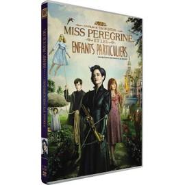 Petite annonce Miss Peregrine Et Les Enfants Particuliers - Dvd + Digital Hd - Tim Burton - 25000 BESANCON