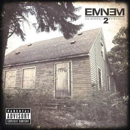 Mmlp 2 - The Marshall Mathers - Eminem,