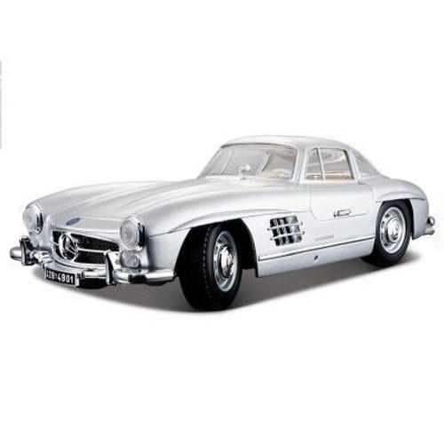 mod le r duit de voiture de collection mercedes benz 300sl 1954 echelle 1 18. Black Bedroom Furniture Sets. Home Design Ideas