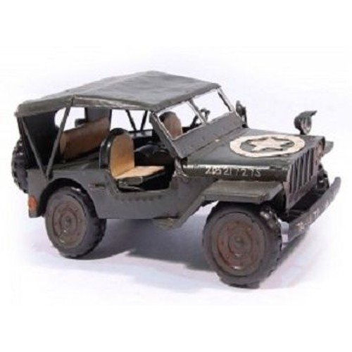 modele reduit miniature jeep tout terrain 4x4 willys model us army armee militaire americaine. Black Bedroom Furniture Sets. Home Design Ideas