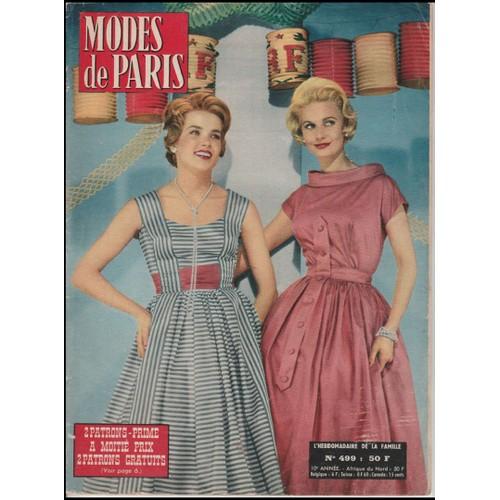 00271e27182 modes-de -paris-n-499-17-juillet-1958-couleur-france-patron-inclus-1196881427 L.jpg