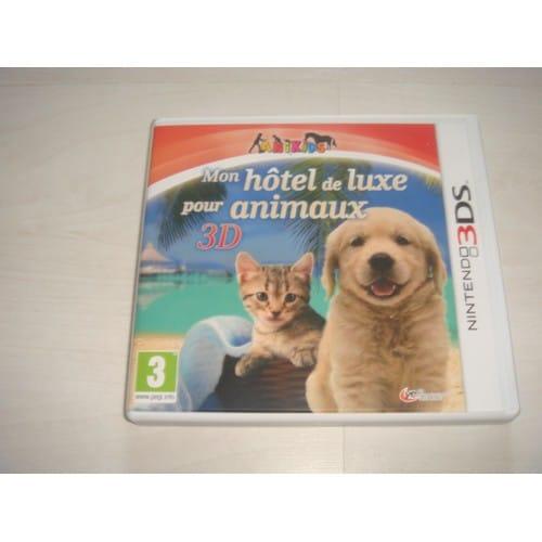 Mon h tel de luxe pour animaux 3d achat et vente - Jeux d hotel pour animaux ...