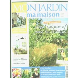 Mon Jardin Et Ma Maison 619 Créez Un Massif Pour Les Oiseaux - Rakuten