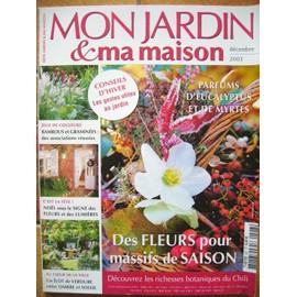 Mon Jardin Et Ma Maison N° 527 : Des Fleurs Pour Massifs De Saison