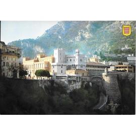 monaco, le palais princier et ses remparts - France - monaco, le palais princier et ses remparts - France