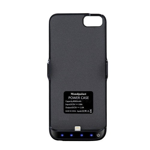 coque batterie iphone x 8000